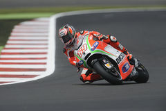 Nicky hayden, moto gp 2012 Stock Image