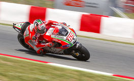 Nicky Hayden racing Stock Photos