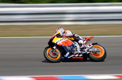 Nicky Hayden - Repsol Honda Royalty Free Stock Images