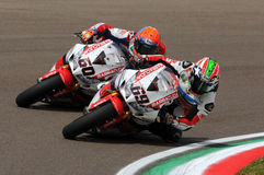 Nicky Hayden - USA Honda CBR1000RR SP Honda World Superbike Team Stock Photo