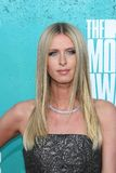 Nicky Hilton at the 2012 MTV Movie Awards Arrivals, Gibson Amphitheater, Universal City, CA 06-03-12 Royalty Free Stock Images