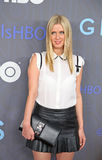 "Nicky Hilton. Fashion model/celebutante Nicky Hilton arrives on the red carpet for the season's premiere of the hit hip HBO comedy series ""Girls"" at the Skirball Stock Images"