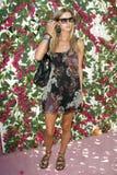 Nicky Hilton Imágenes de archivo libres de regalías