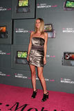 Nicky Hilton. Arriving at the  T-Mobile Sidekick LX Launch Event at  Paramount Studios in in Los Angeles, CA on May 14, 2009 Stock Images