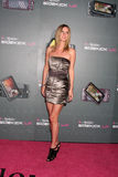 Nicky Hilton. Arriving at the  T-Mobile Sidekick LX Launch Event at  Paramount Studios in in Los Angeles, CA on May 14, 2009 Royalty Free Stock Photos