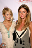 Nicky Hilton, Parigi Hilton Immagine Stock