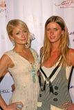Nicky Hilton, Parijs Hilton Royalty-vrije Stock Afbeeldingen