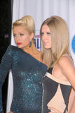 Nicky Hilton,Paris Hilton. Paris Hilton and Nicky Hilton  at Fox Reality Channel's 'Really Awards' 2009. Music Box Theatre, Hollywood, CA. 10-13-09 Royalty Free Stock Image
