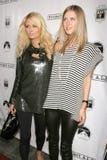 Nicky Hilton,Paris Hilton Royalty Free Stock Image