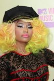 Nicky Minaj Lizenzfreie Stockfotos