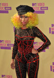 Nicky Minaj Royalty Free Stock Image