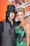 Nicky Whelan,DJ Ashba Stock Photography