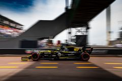 Nico Hülkenberg, Renault, Monaco 2019