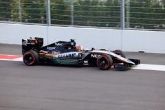 Nico Hulkenberg von Sahara Force India Formel 1 Sochi Russland Stockbilder