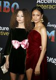 Nico Parker and Thandie Newton royalty free stock photos