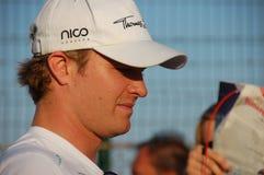 Nico Rosberg Royaltyfria Foton