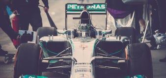 Nico Rosberg Stock Images