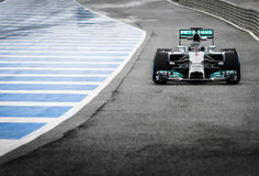 Nico Rosberg Stock Photography