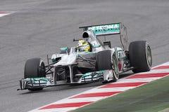 Nico Rosberg Fotografering för Bildbyråer