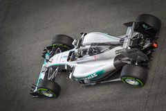 Nico Rosberg Royalty Free Stock Photography