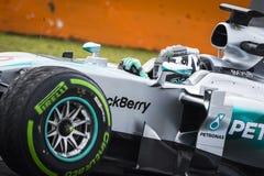 Nico Rosberg Stock Photo