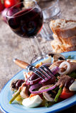 Nicoise Royalty Free Stock Photos