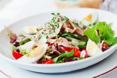 Nicoise Salad Royalty Free Stock Photography