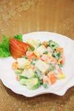 Nicoise Salat Stockbild