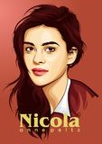 Nicola Anne Peltz Royalty Free Stock Photography