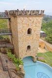 Nicola Felice-kasteel Stock Afbeelding