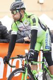 Nicola Ruffoni  Team  Bardiani Csf Royalty Free Stock Images