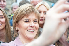 Nicola Sturgeon Stock Photos