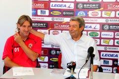 Nicola y Aldo Spinelli de Davide Imagen de archivo