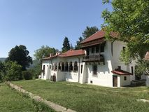 Nicolae Balcescu Memmorial House, Romania Royalty Free Stock Photos