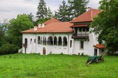 Nicolae Balcescu Memorial Museum Royalty Free Stock Images