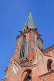 Nicolai-Kirche von Lueneburg lizenzfreie stockfotografie
