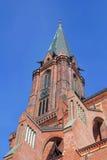 Nicolai kościół Lueneburg Fotografia Royalty Free