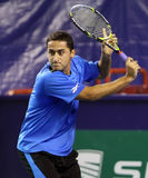 Nicolas ALMAGRO (ESP) at BNP Masters 2009 Royalty Free Stock Photo