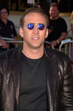 Nicolas Cage Royalty-vrije Stock Afbeelding