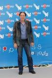 Nicolas Cage al Giffoni Ekranowy festiwal 2012 Obraz Stock