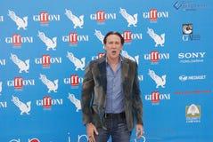 Nicolas Cage al Giffoni Film Festival 2012 Royalty Free Stock Photo