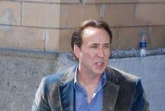 Nicolas Cage al Giffoni Film Festival 2012. Giffoni Valle Piana, Salerno, Italia - 18 Luglio, 2012 : Nicolas Cage al Giffoni Film Festival 2012 - il 18 Luglio Royalty Free Stock Image