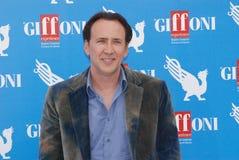 Nicolas Cage al Giffoni Film Festival 2012 Stock Photography