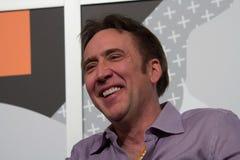 Nicolas Cage an SXSW 2014 Lizenzfreie Stockfotografie