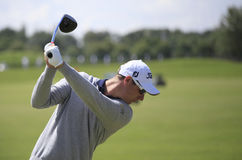Nicolas Colsaerts at the French Open 2012 Stock Photo