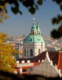 Nicolas katedralny st. Fotografia Royalty Free