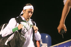 Nicolas Massu Royalty Free Stock Photo
