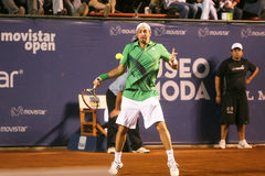 Nicolas Massu Royalty Free Stock Photos