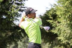 Nicolas Mourlon am Golf Prevens Trpohee 2009 Stockfoto