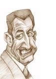 Nicolas Sarkozy stock photos